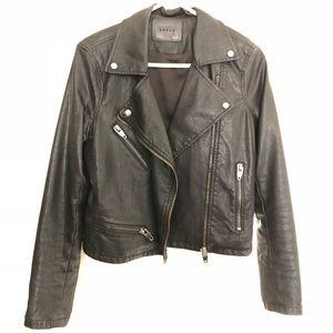 Blank NYC Jackets & Coats - Black faux leather jacket
